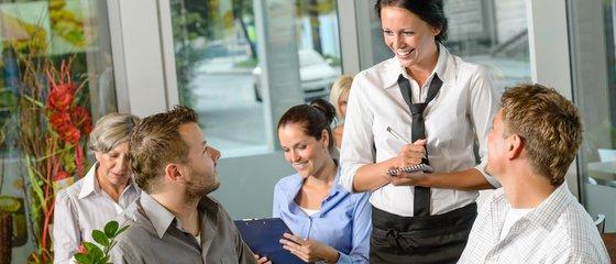 Jobs: Servicekraft (m/w)
